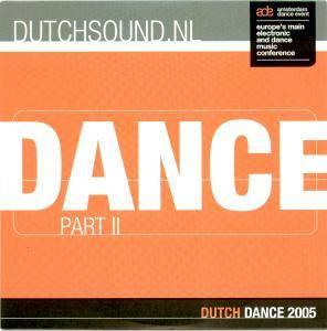 Cover - Praful: Dutchsound.nl: Dutch Dance 2005 Part II