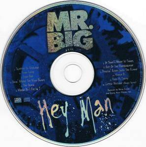 Mr. Big: Hey Man (CD) - Bild 4