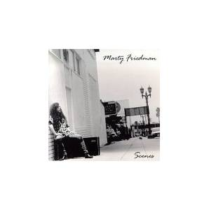 Cover - Marty Friedman: Scenes