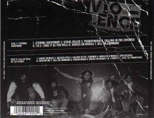 Vio-lence: Eternal Nightmare (2-CD) - Bild 2