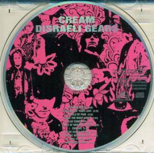 Cream: Disraeli Gears (CD) - Bild 6