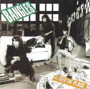 Cover - Bangles, The: All Over The Place