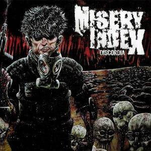 Misery Index: Discordia - Cover