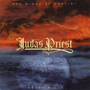 Judas Priest: Rocka Rolla / Sad Wings Of Destiny - Cover