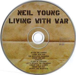 Neil Young: Living With War (CD) - Bild 3