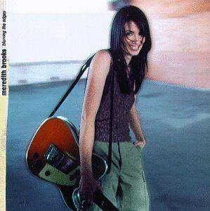 Meredith Brooks: Blurring The Edges - Cover