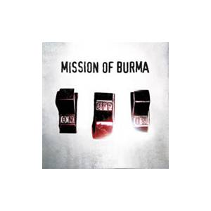 Mission Of Burma: ONoffON - Cover
