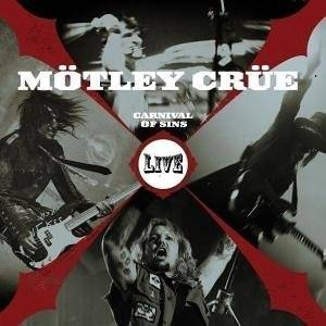 Mötley Crüe: Carnival Of Sins - Live - Cover