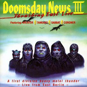 Doomsday News III - Cover