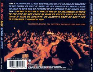 Guns N' Roses: Live Era '87-'93 (2-CD) - Bild 2