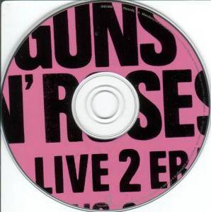 Guns N' Roses: Live Era '87-'93 (2-CD) - Bild 4