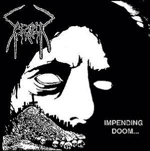 Sadistic Intent: Impending Doom... - Cover