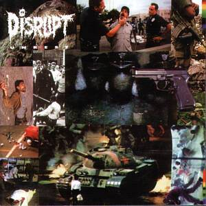 Disrupt: Unrest - Cover