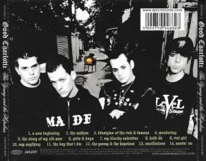 Good Charlotte: The Young And The Hopeless (CD) - Bild 2