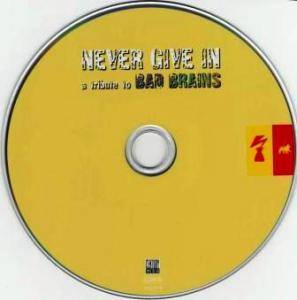 Never Give In - A Tribute To Bad Brains (CD) - Bild 4