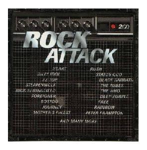 Rock Attack - 2-CD, 1996