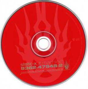 Static-X: Machine (CD) - Bild 3