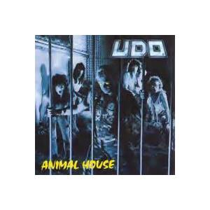 Cover - U.D.O.: Animal House
