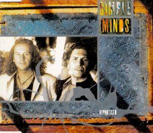 Simple Minds: Hypnotised - Cover
