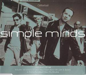 Simple Minds: Glitterball - Cover