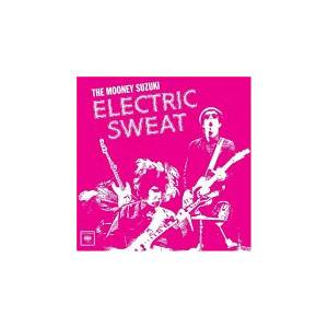 Cover - Mooney Suzuki, The: Electric Sweat