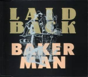 Laid Back: Bakerman - Cover