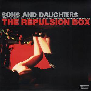 Sons And Daughters: Repulsion Box, The - Cover