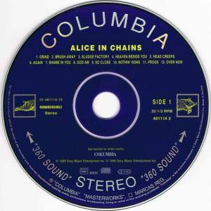 Alice In Chains: Alice In Chains (CD) - Bild 5