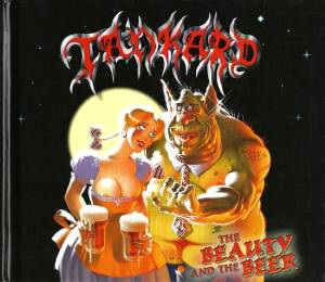 Tankard: Beauty And The Beer, The - Cover
