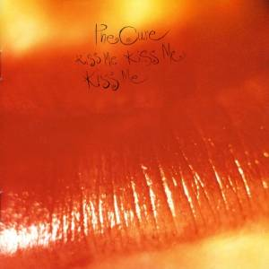 The Cure: Kiss Me Kiss Me Kiss Me (2-LP) - Bild 1