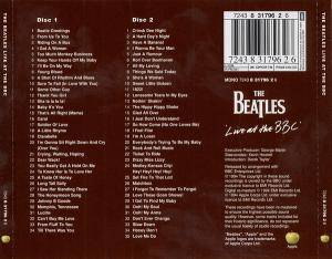 The Beatles: Live At The BBC (2-CD) - Bild 2