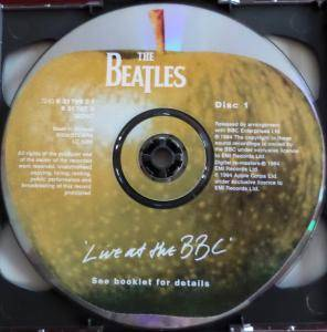 The Beatles: Live At The BBC (2-CD) - Bild 3
