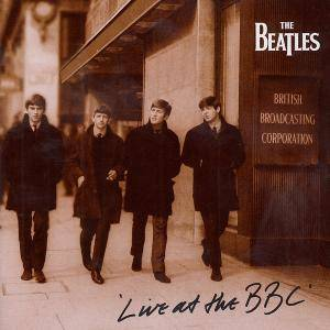 The Beatles: Live At The BBC - Cover