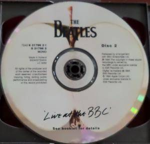 The Beatles: Live At The BBC (2-CD) - Bild 4