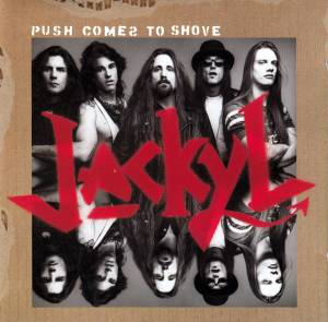 Jackyl: Push Comes To Shove - Cover