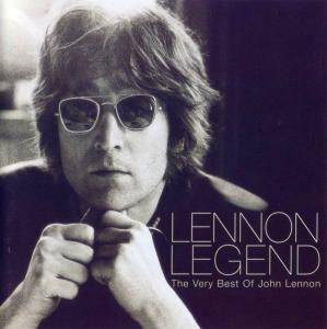 John Lennon: Lennon Legend: The Very Best Of John Lennon - Cover