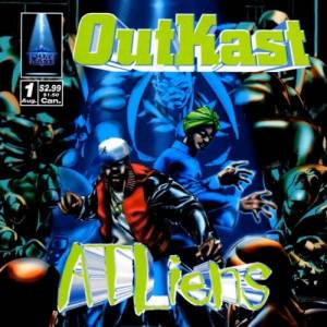 Cover - OutKast: ATLiens