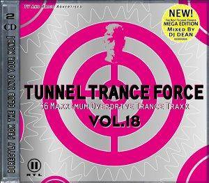 Cover - Electric Nature: Tunnel Trance Force Vol. 18