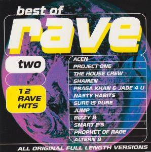 Cover - Project 1: Best Of Rave Volume 2