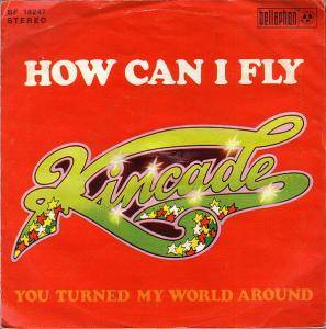 Cover - Kincade: How Can I Fly