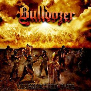 Bulldozer: Unexpected Fate - Cover