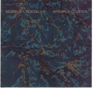 Cover - Cluster: Apropos Cluster