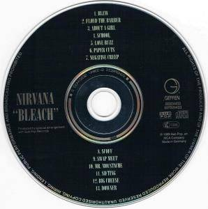Nirvana: Bleach (CD) - Bild 4