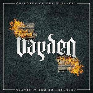 Vayden: Children Of Our Mistakes - Cover
