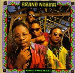 Cover - Brand Nubian: One For All