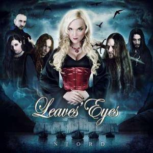 Leaves' Eyes: Njord (CD) - Bild 1