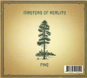 Cover - Masters Of Reality: Pine / Cross Dover