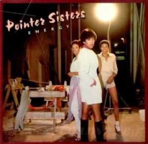 Pointer Sisters, The: Energy (1978) - Cover
