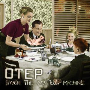 Cover - Otep: Smash The Control Machine