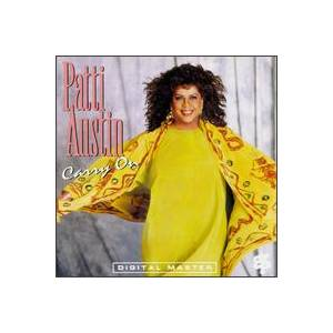 Cover - Patti Austin: Carry On
